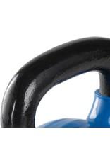 Amazon Basics Basics Vinyl Kettlebell - 50 Pounds, Blue