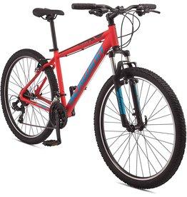 Schwinn Schwinn Mesa 3 Adult Mountain Bike, 21 speeds, 27.5-inch Wheels, Large Aluminum Frame, Red