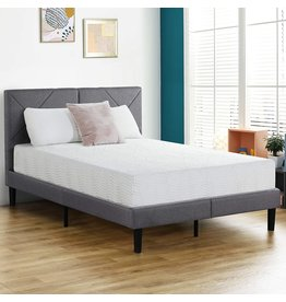 Olee Sleep Olee Sleep 10 inch Omega Hybrid Gel Infused Memory Foam and Pocket Spring Mattress (King)