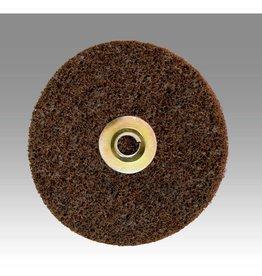 "Cubitron Scotch-Brite 93141 Surface Conditioning Disc, 44"" x 3"", A VFN, Abrasive Grit"