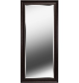 Kenroy Home Kenroy Home Classic Beveled Mirror with Bronze Finish Frame ,66 Inch Height, 30 Inch Width, 2 Inch Ext. with Bronze Finish with Gold Highlight - 60324GB