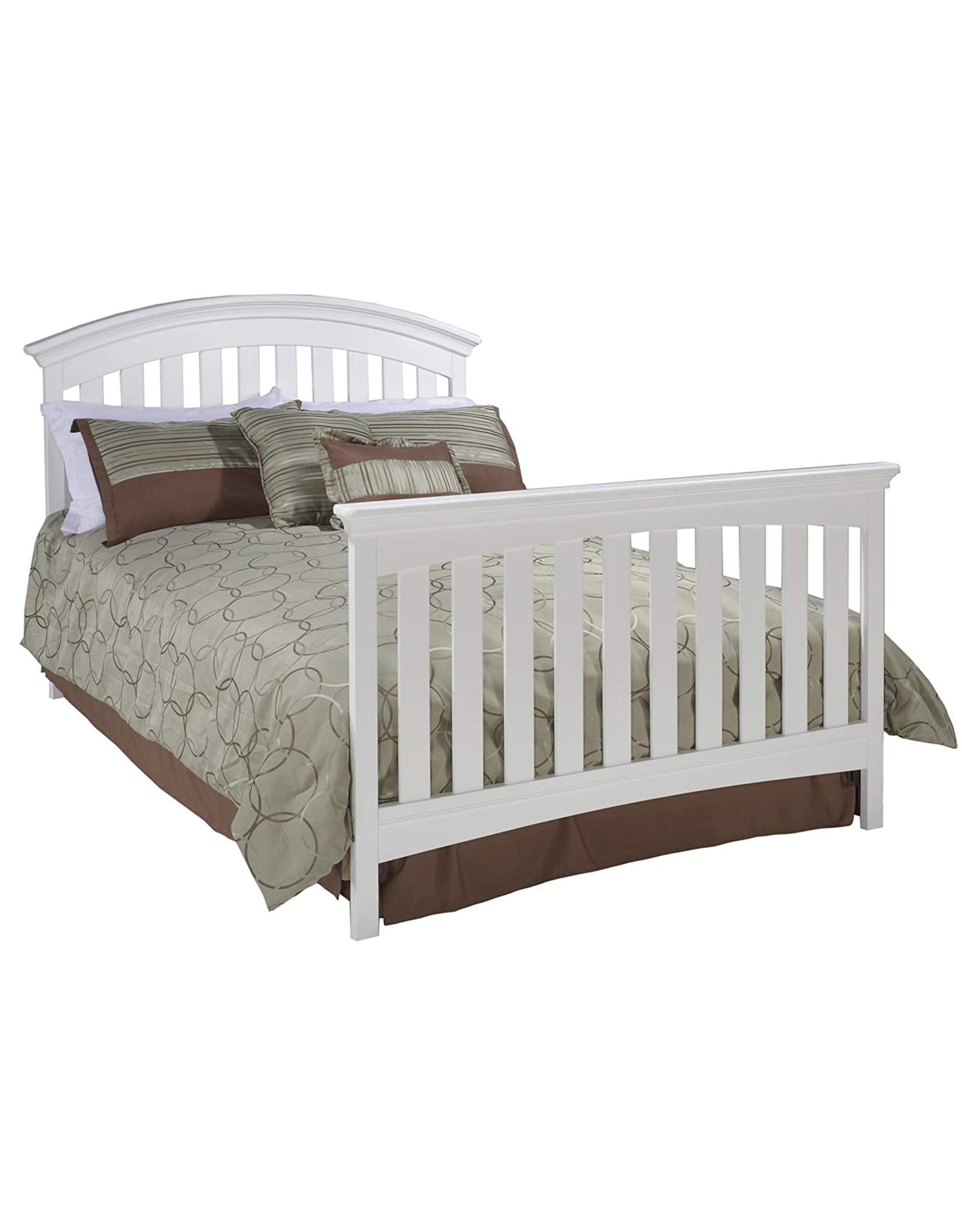 Delta Children Delta Children Bentley 4 in 1 Crib, White
