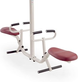 Gym Dandy Gym Dandy Tilt-A-Swing Set