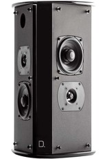 """Definitive Technology Definitive Technology SR-9080 15"""" Bipolar Surround Speaker   High Performance   Premium Sound Quality   Wall or Table Placement Options   Single, Black"""