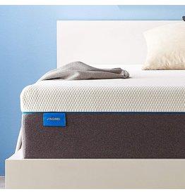 JINGWEI Full Size Mattress, JINGWEI 11 Inches Gel Memory Foam Mattress Bed in a Box, Certified Foam, Pressure Relief Supportive, Medium Firm, 54 X 75 X 11 inches