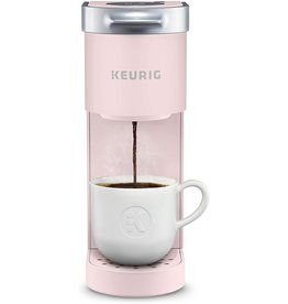 Keurig Keurig K-Mini Coffee Maker, Single Serve K-Cup Pod Coffee Brewer, 6 to 12 Oz. Brew Sizes, Dusty Rose