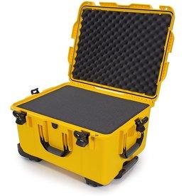 Nanuk Nanuk 960 Waterproof Hard Case with Wheels and Foam Insert - Yellow