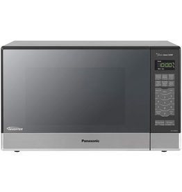 Panasonic Panasonic Microwave Oven NN-SN686S Stainless Steel Countertop/Built-In with Inverter Technology and Genius Sensor, 1.2 Cubic Foot, 1200W