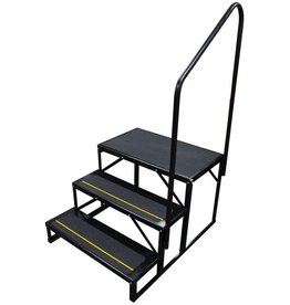 Quick Products Quick Products QP-S5W2S Economy 5th Wheel Stair