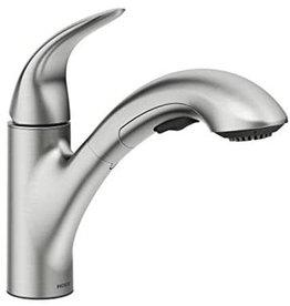 Moen Moen 87039SRS Medina One-Handle Pullout Kitchen Faucet, Spot Resist Stainless