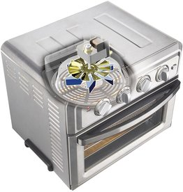 Cuisinart Cuisinart Airfryer, Convection Toaster Oven, Silver