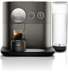 Nestle Nespresso Nespresso Expert Original Espresso Machine by De'Longhi, Anthracite Grey