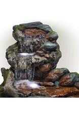 Alpine Alpine Corporation WIN558 Water Fountain, Beige