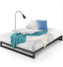 Zinus ZINUS Trisha Metal Platforma Bed Frame / Wood Slat Support / No Box Spring Needed / Easy Assembly, Full