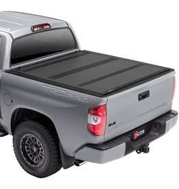 "BAK BAK BAKFlip MX4 Hard Folding Truck Bed Tonneau Cover  448410  Fits 2007 - 2021 Toyota Tundra 6' 7"" Bed (78.7"")"