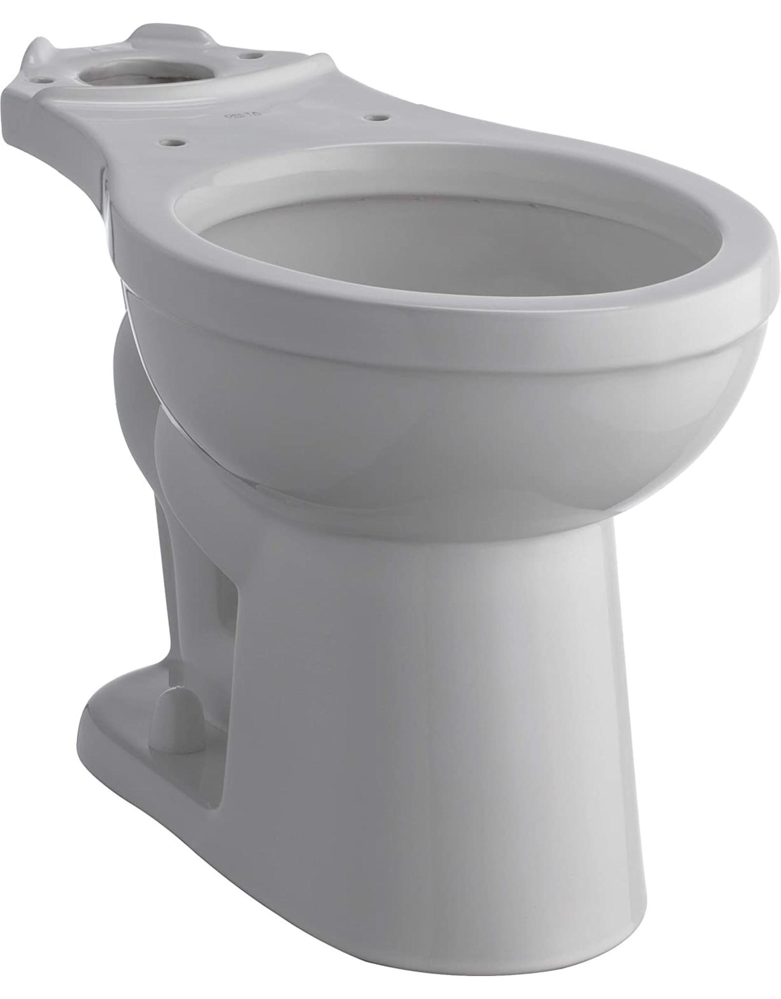 DELTA FAUCET Haywood Toilet by DELTA FAUCET, C23905-H-WH, White