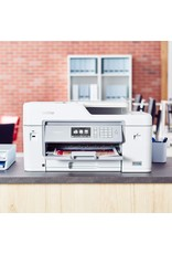 """Brother Brother MFC-J6545DW INKvestmentTank Color Inkjet All-in-One Printer with Wireless, Duplex Printing, 11"""" x 17"""" Scan Glass and Upto 1-Year of Ink-in-Box, MFC-J6545dw,  Dash Replenishment Ready"""