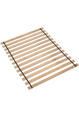 Signature Design by Ashley Ashley Furniture Signature Design - Frames and Rails Collection - Roll Slats - Component Piece - Queen Size - Brown