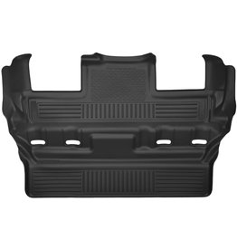 Husky Liners Husky Liners - 53191 Fits 2015-20 Cadillac Escalade, 2015-20 Chevrolet Tahoe, 2015-20 GMC Yukon - with 2nd Row Bucket Seats X-act Contour 3rd Seat Floor Mat Black