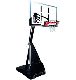 Spalding Spalding E68562 NBA Portable Basketball System - 60inch Acrylic Backboard