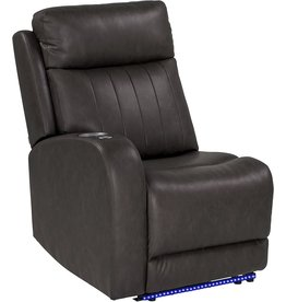 THOMAS PAYNE THOMAS PAYNE Seismic Series Theater Seating Collection Right Hand Recliner for 5th Wheel RVs, Travel Trailers and Motorhomes