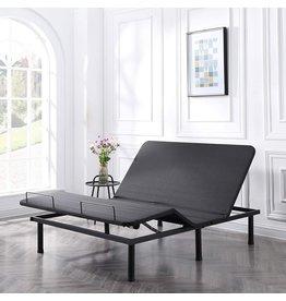 Classic Brands Classic Brands Adjustable Comfort Affordamatic 2.0 Adjustable Bed Base, King, Black