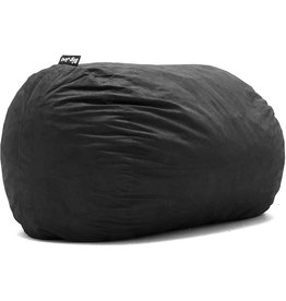 Big Joe Big Joe Fuf W/Liner, Extra Large with Removable Cover, Black