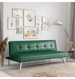 Serta Serta Rane Collection Sofabed, Full, Green