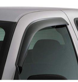 Auto Ventshade Auto Ventshade AVS 92607 Original Ventvisor Side Window Deflector Dark Smoke, 2-Piece Set for 2002-2008 Dodge Ram 1500, 2003-2009 Ram 2500 & 3500 with Standard Cab