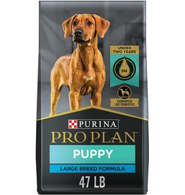Purina Pro Plan Purina Pro Plan Brand Large Breed Dry Puppy Food, Chicken & Rice Formula - 47 lb. Bag