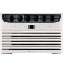 Frigidaire FRIGIDAIRE Energy Star 6,000 BTU 115V Window-Mounted Mini-Compact Air Conditioner with Full-Function Remote Control, White
