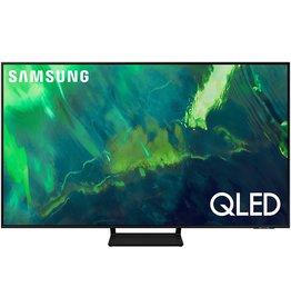 SAMSUNG SAMSUNG 75-Inch Class QLED Q70A Series - 4K UHD Quantum HDR Smart TV with Alexa Built-in (QN75Q70AAFXZA, 2021 Model)