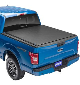 """Tonno Pro Tonno Pro Lo Roll, Soft Roll-up Truck Bed Tonneau Cover  LR-3050  Fits 2015 - 2020 Ford F-150 6' 7"""" Bed (78.8"""")"""
