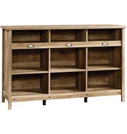 Sauder Sauder Adept Storage Credenza, Craftsman Oak finish