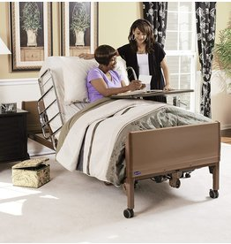 Invacare Invacare Homecare Bed  Full-Electric Hospital Bed for Home Use