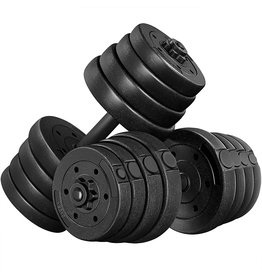 BESPORTBLE Adjustable Dumbbell Weight Set, 66LB DIY Weight Dumbbell Exercise Fitness Dumbbells Removable Fitness Equipment Muscle Body Training, Gym Equipment Dumbbell(Shipping from US Arrives in 3-5 Days)