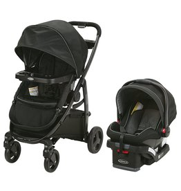 Graco Graco Modes Travel System | Includes Modes Stroller and SnugRide SnugLock 35 Infant Car Seat, Dayton