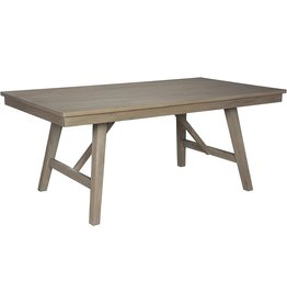 Signature Design by Ashley Signature Design by Ashley Aldwin Dining Room Table, Gray
