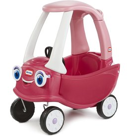 Little Tikes Little Tikes Princess Cozy Coupe, Princess Coupe Colorful, 33.5 Inch