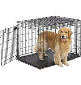 MidWest Homes for Pets MidWest Homes for Pets Ovation Double Door Dog Crate, 42-Inch
