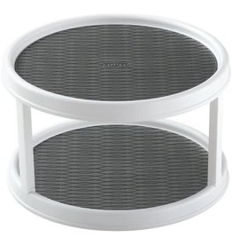 Copco 12 Inch Double Level Lazy Susan