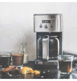 Crux CRUX Artisan Series 14-Cup Programmable Coffee Maker in Stainless Steel