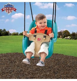STEP 2 Step 2 Infant Toddler Swing in Turquois-729399