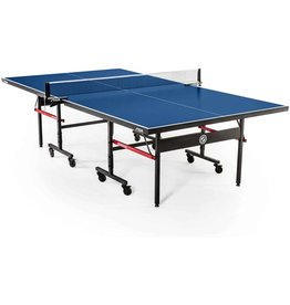 STIGA STIGA Advantage Competition-Ready Indoor Table Tennis Tables 95% Preassembled Out of the Box with Easy Attach and Remove Net - Multiple Styles Available