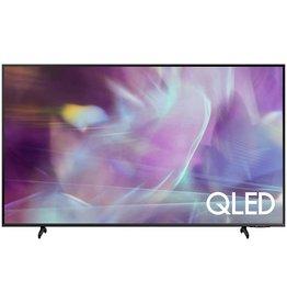 SAMSUNG SAMSUNG 75-Inch Class QLED Q60A Series - 4K UHD Dual LED Quantum HDR Smart TV with Alexa Built-in (QN75Q60AAFXZA, 2021 Model)