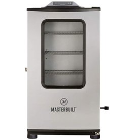 Masterbuilt Masterbuilt MB20074719 Bluetooth Digital Electric Smoker, 40 inch, Stainless Steel