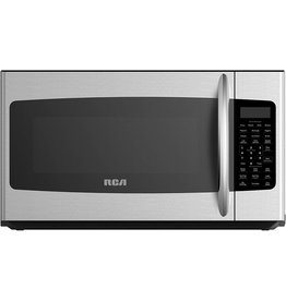 """RCA RCA RMW1846-SS 1.8 cu ft 30"""" Over-The-Range Microwave Oven in Stainless Steel"""