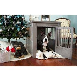 New Age Pet New Age Pet ecoFLEX Pet Crate/End Table, X-Large, Grey