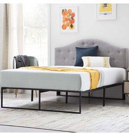 Linenspa LINENSPA Contemporary Platform Bed Frame, King