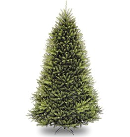National Tree Company National Tree Company Artificial Christmas Tree   Includes Stand   Dunhill Fir - 9 ft